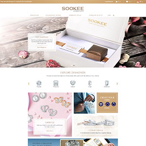 Sookee Jewellery - DRC Infotech India