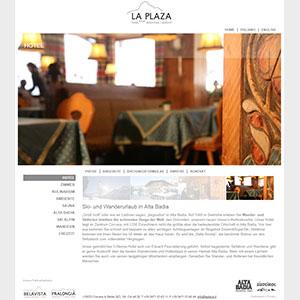 Hotel La-Plaza - DRC Infotech India